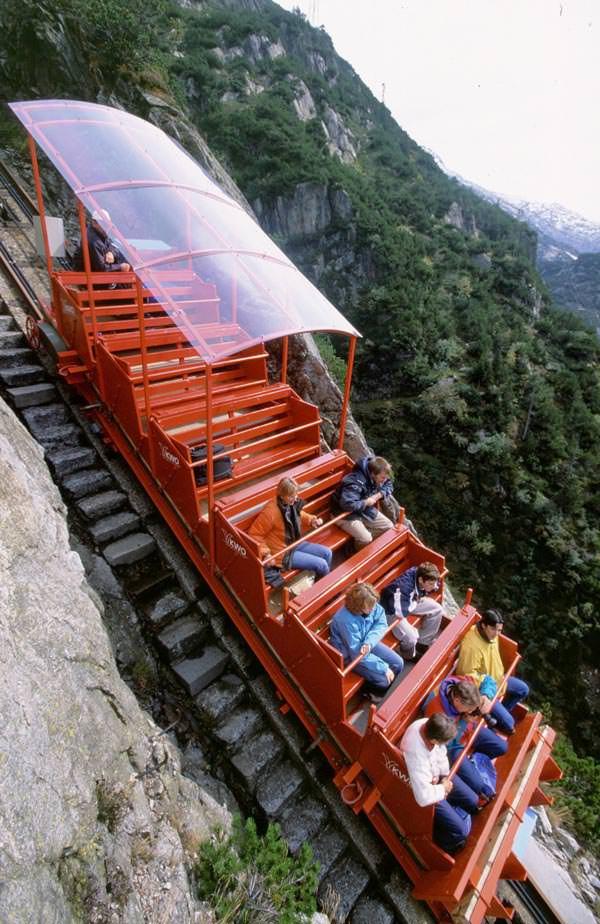 Haslital - Gelmerbahn