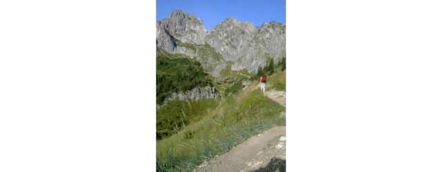 Maximiliansweg-Klammspitze-Ammergauer Alpen