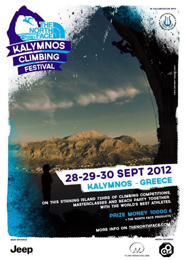 The North Face Kalymnos Climbing Festival 2012