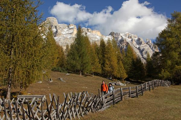 Alta Badia im September