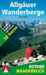 Rother Wanderbuch - Allgaeuer Wanderberge