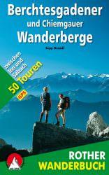 Rother Wanderbuch - Berchtesgadener und Chiemgauer Wanderberge