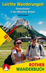Rother Wanderbuch - Leichte Wanderungen - Muenchner Berge