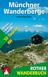Rother Wanderbuch - Muenchner Wanderberge