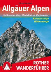 Rother Wanderfuehrer - Allgaeuer Alpen