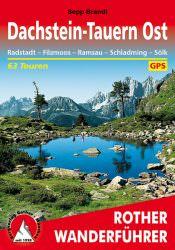 Rother Wanderfuehrer - Dachstein-Tauern Ost