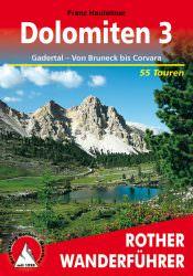 Rother Wanderfuehrer - Dolomiten 3