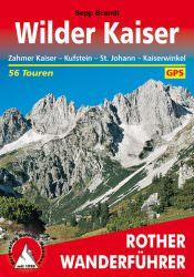 Rother Wanderfuehrer - Wilder Kaiser