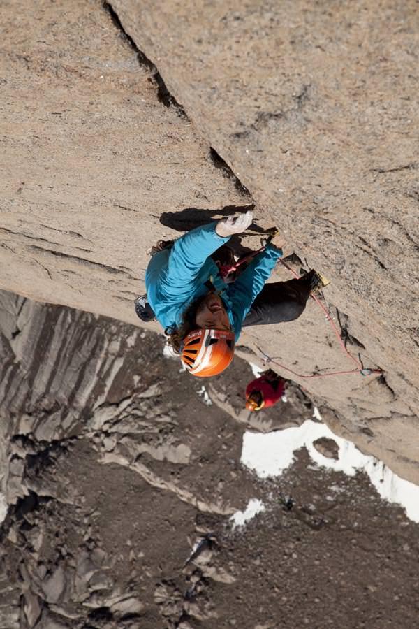 Baffin Island - Mount Asgard - Thomas Huber