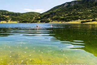 Rofangebirge - Zireiner See