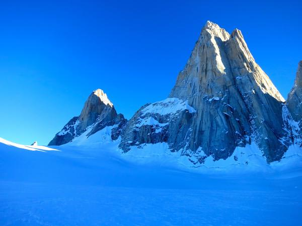 Fitz Roy - Aguja Poincenot