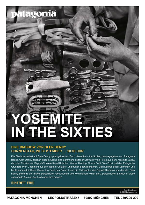 Glen Denny - Yosemite in the Sixties