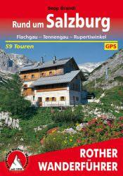 Rother Wanderfuehrer - Rund um Salzburg