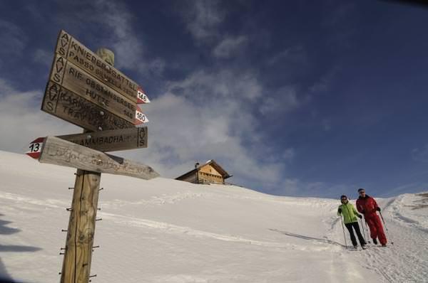 Hochpustertal - Winterwandern in den Dolomiten