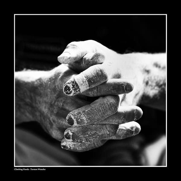 Torsten Wenzler - Climbing Hands