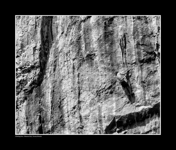 Torsten Wenzler - Climbing Hero