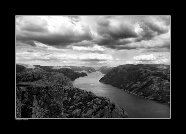 Torsten Wenzler - Lysefjord Norway