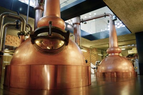 Vinschgau - Whisky-Brennerei