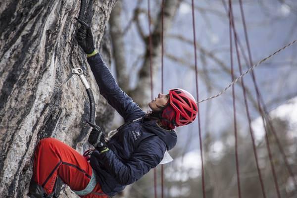 Ice Climbing Festival Kandersteg 2013 - Ines Papert