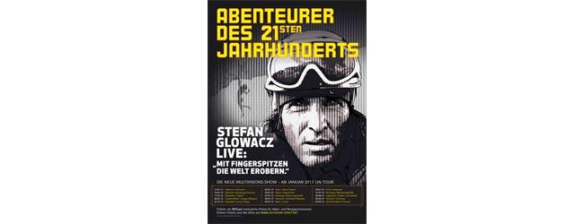 Stefan Glowacz - Abenteurer des 21sten Jahrhunderts