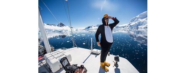 Xavier de le Rue - Mission Antarctica