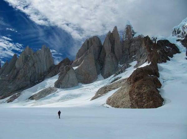 Patagonien Expedition 2013 - Cerro Torre