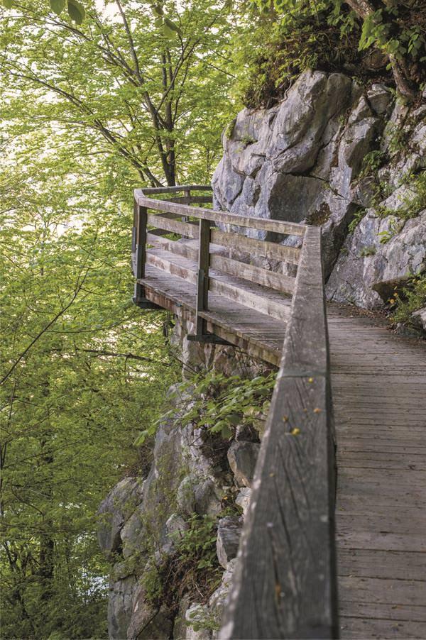 Berchtesgaden - Am felsigen Kaelberstein