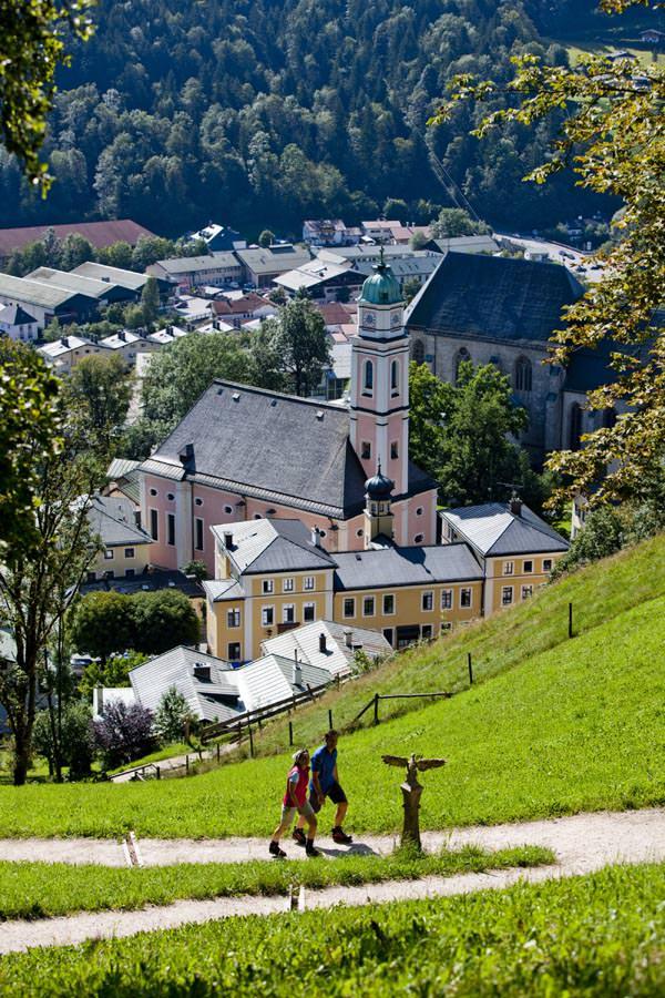 Berchtesgaden - Auf zum Soleleitungsweg