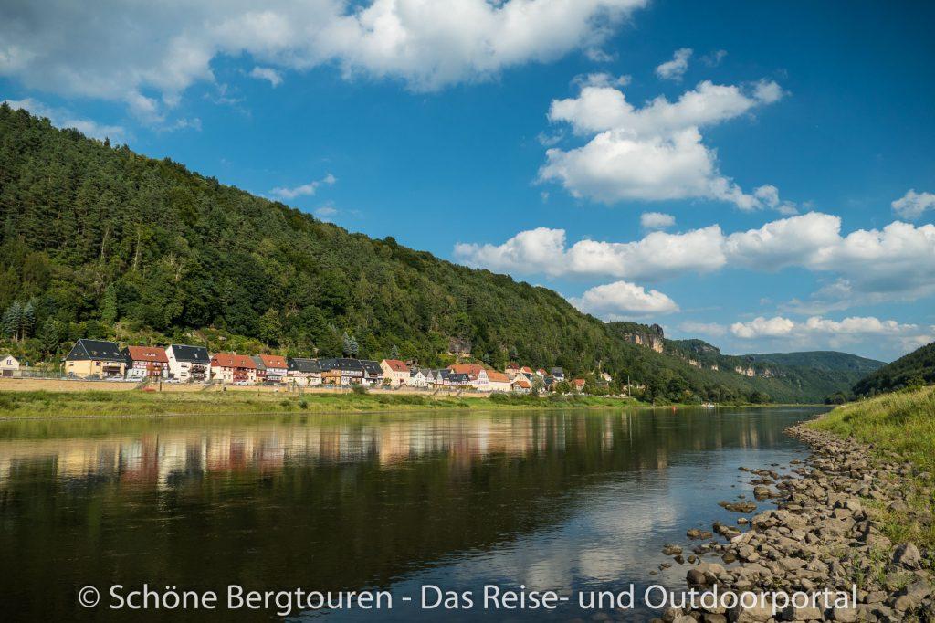 Elbsandsteingebirge - Bad Schandau