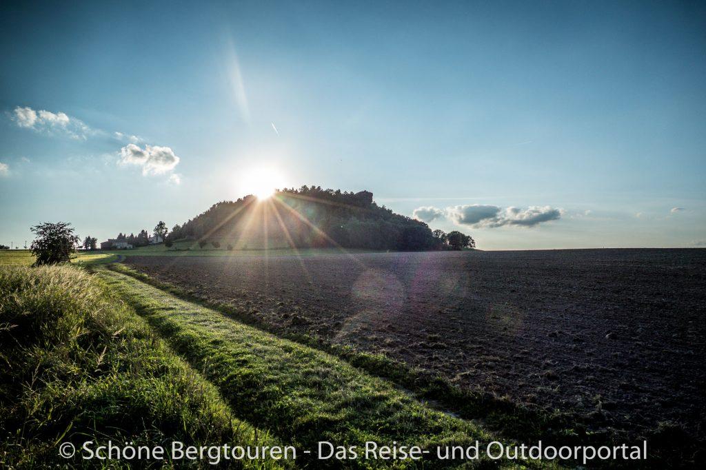 Elbsandsteingebirge - Kaiserkrone