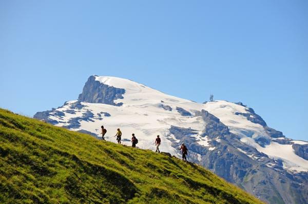 Engelberg - Wandern um den Engelberg