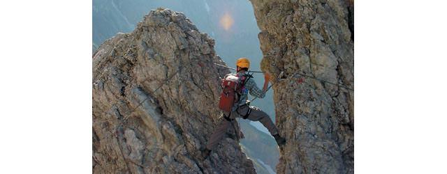 Hochkoenig - Klettern am Hochkoenig
