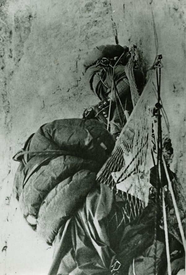 Hochpustertal - Winter-Erstbesteigung der Drei Zinnen