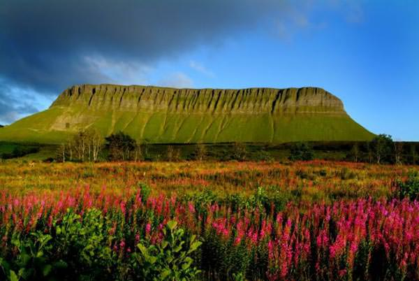Irland - Ben Bulben in Sligo County