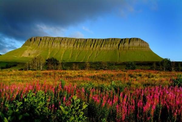 Irland - Ben Bulben in Sligo County
