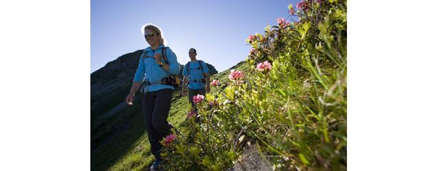 Zillertal - Wanderung zum GeierŸkopf