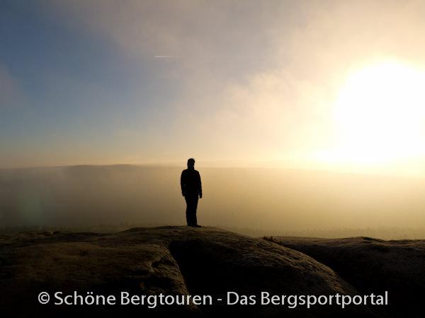 Saechsische Schweiz - Auf dem Pfaffenstein