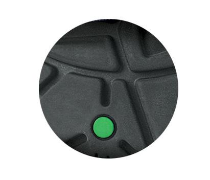 Source Sandal - Green Dot