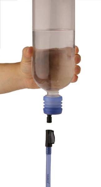 Source UTA Adapter mit Flasche