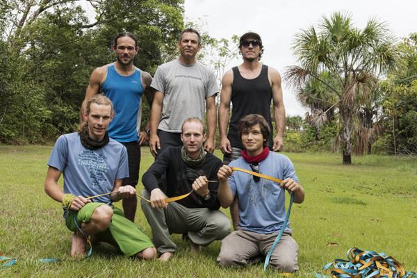 Venezuela Expedition 2013 - Bernhard Witz and Friends