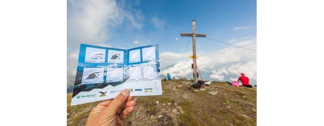 Vinschgau - Acht-Gipfel-Marsch