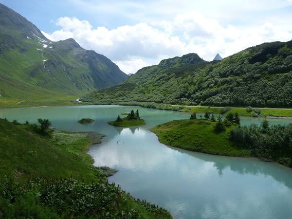 Vorarlberg - See im Verwall