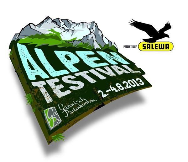 Alpentestival - Logo