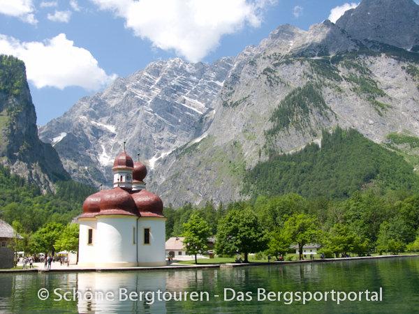 Berchtesgadener Alpen - St. Bartholomä
