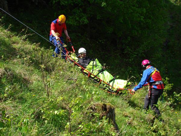 Deutscher Alpenverein - Bergung