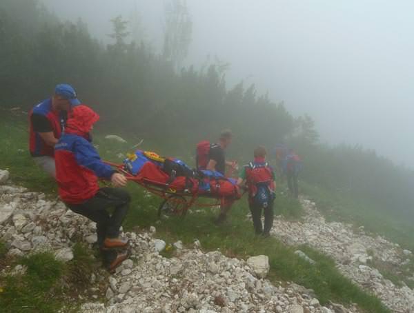 Deutscher Alpenverein - Rettung Sommer