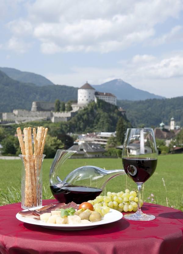 Ferienland Kufstein - Wein