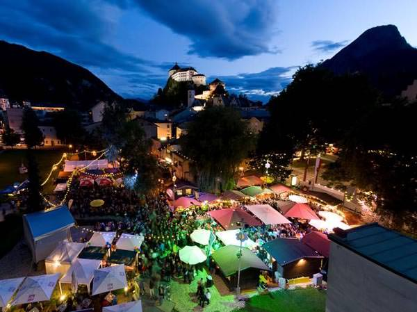 Ferienland Kufstein - Weinfest