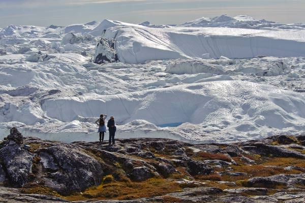 Groenland  - Ilulissat Eisfjord