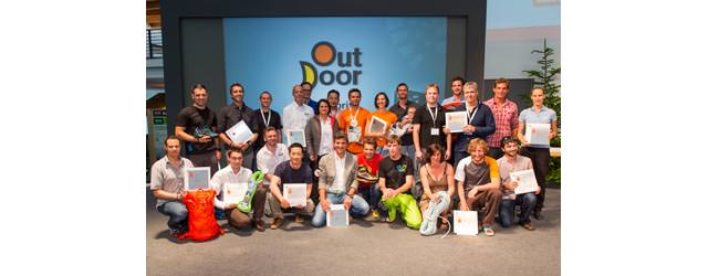 OutDoor 2013 - OutDoor Industry Award Gold